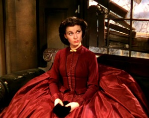 Vivien Leigh as Scarlett O'Hara in Gone with The Wind (1939).3